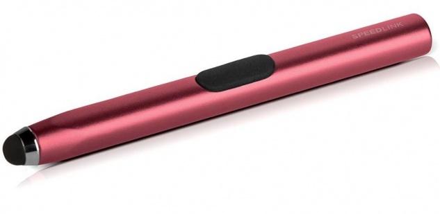 Speedlink Sketch Touchscreen Pen rot Eingabestift Stift für Tablet PC Handy etc