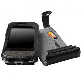 Krusell Flip Case Handy-Tasche für HTC Touch 2 Etui Schutz-Hülle Klapp-Tasche - Vorschau 4