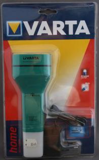 Varta Taschenlampe Light Home Licht Lampe FlashLight Leuchte mit Netzteil