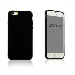 Spada Glossy Soft Cover TPU Case Schutz-Hülle Schale für Apple iPhone 6 6S
