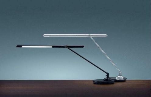 Designer Melbourne Schreibtisch-Leuchte schwarz Schreibtisch-Lampe Bürolampe