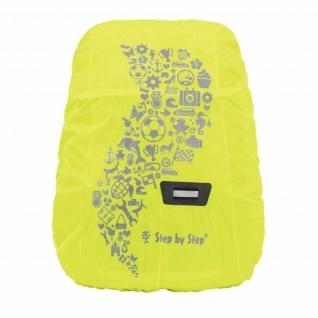 Step-by-Step Regen- und Sicherheitshülle Klein Gelb Schul-Ranzen Ruchsack-Hülle