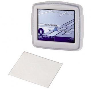 Hama Navi Tasche Silikon Skin Case Schutz-Hülle Bag für TomTom One 30 V4 V3 etc.