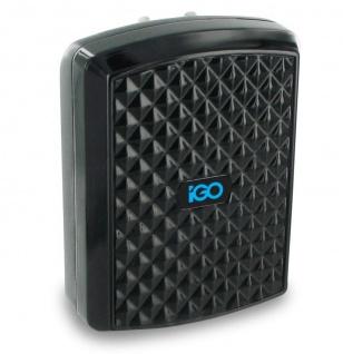 iGo DUAL 4, 2A Ladegerät Netzteil Micro-USB-Kabel für Samsung Galaxy Tab 4 3