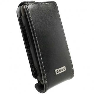 Krusell Flip Case Handy-Tasche für HTC Mozart Etui Bag Schutz-Hülle Klapp-Tasche