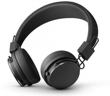 Urbanears Plattan II 2 Bluetooth Headset Schwarz On-Ear BT Wireless Kopfhörer