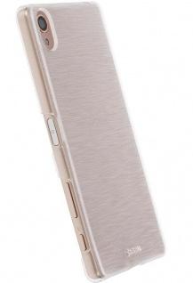 Krusell Cover Hard-Case Schale Schutz-Hülle Tasche Bumper für Sony Xperia XZ XZs