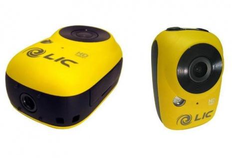 Liquid Image EGO WiFi Action-Cam Kamera Camcorder Helm Fahrrad MTB Motorrad Ski - Vorschau 5