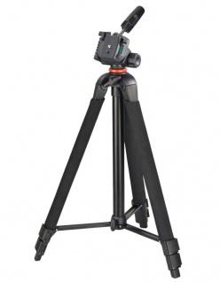 Hama Dreibein-Stativ Profil Duo 150cm 3D + Mono-Stativ Kamera-Stativ Foto-Stativ