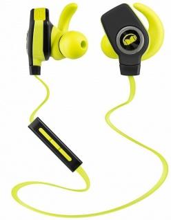 Monster iSport Wireless Slim In-Ear Bluetooth Headset Sport-Kopfhörer Headphones