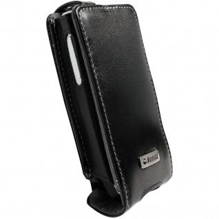 Krusell Flip Case Handy-Tasche für HTC Legend Etui Bag Schutz-Hülle Klapp-Tasche
