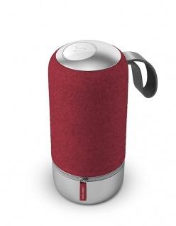Libratone Zipp Speaker Cover Raspberry Red Rot Lautsprecher-Bezug Boxen Stoff