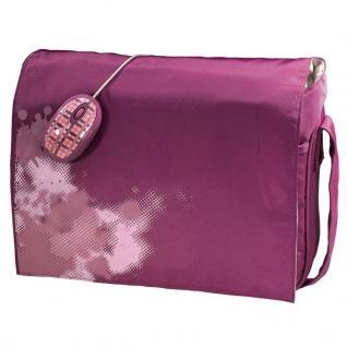 """Hama Notebook-Tasche + USB Maus Karo bis 15, 6"""" Laptop-Tasche Case Bag 15"""" 15, 4"""
