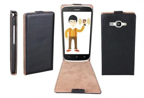 Patona Slim Flip-Cover Klapp-Tasche Schutz-Hülle Cover Case für Huawei Y540