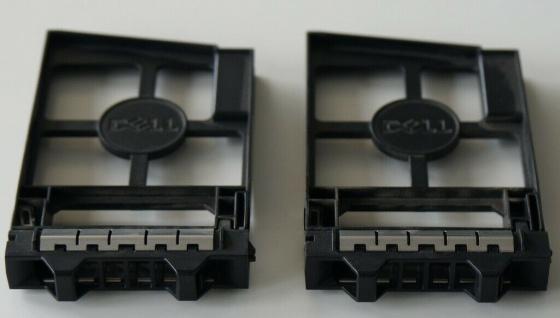"Dell 0TW13J HDD Filler Blank 2, 5"" Festplatten Caddy Leer-Rahmen für PowerEdge"
