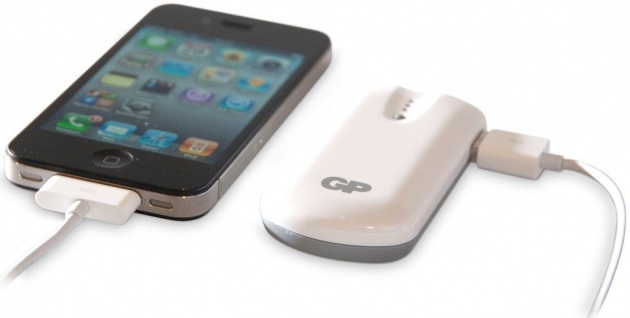 Duracell Instant USB Charger USB Ladegerät Akku Notakku für iPhone iPad Handy
