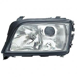 Hella Haupt-Scheinwerfer Links Halogen Front-Lampe Leuchte für Audi A6 S6 C4 4A