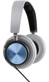 B&O Play by Bang & Olufsen Beoplay H6 Blue Over-Ear Headset Kopfhörer Headphone