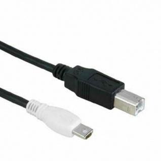 Hama USB-Kabel OTG On the Go USB 2.0 Kabel Mini USB-A USB-B Stecker Mini-A Typ