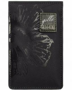 Golla universal Handy-Tasche Riga blau Cover Schutz-Hülle Etui Beutel Case Bag