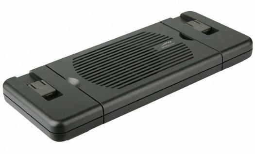 """Speedlink PLEXUS USB Notebook Kühler Ständer 11"""" bis 15, 6"""" Kühlpad Lüfter leise"""