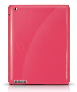 XtremeMac Silikon Cover Pink Tasche Schutz-Hülle Case Etui für Apple iPad 2 3 4