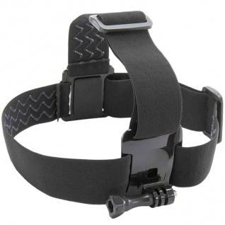 KitVision Kopfband-Halterung Head Strap Mount Kopf-Halter für Action-Cam GoPro