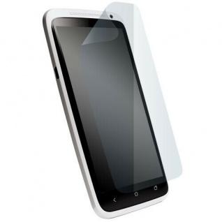 Krusell Displayschutzfolie Schutzfolie Folie Klar für HTC One X One One X+ Plus