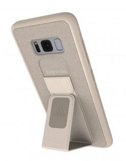 Adidas Grip Case Ständer Hard-Cover Tasche Schutz-Hülle für Samsung Galaxy S8+ - Vorschau 4