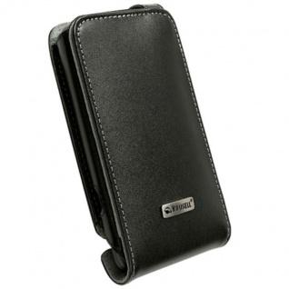 Krusell Orbit Flex Case Leder-Tasche für HTC Titan HTC Sensation XL Flap Hülle