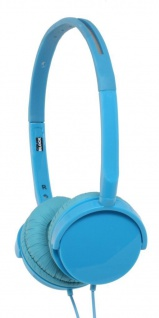 Colorblock Headphone On-Ear Kopfhörer Mikrofon 3, 5mm Klinke Headset Handy MP3