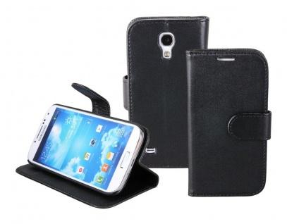 Patona Slim Flip Book-style Tasche Klapp-Etui Schutz-Hülle für Samsung Galaxy S4