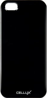Cellux Slim Back-Case Cover Schutz-Hülle Tasche Schale für Apple iPhone SE 5 5S