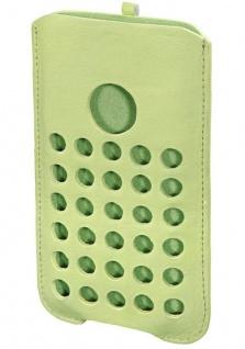 Ham Handy-Tasche Gelb Cover Schutz-Hülle Etui Beutel Case für Apple iPhone 5C