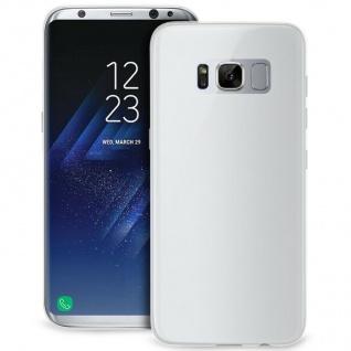 Puro Ultra Slim 0.3 Cover Silikon Case Schutz-Hülle für Samsung Galaxy S8 Edge