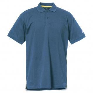 Original Caterpillar CAT Polo-Shirt Gr. L Herren Men T-Shirt Hemd Small Logo