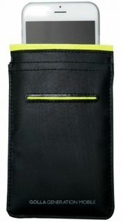 Golla Handy-Tasche NEON Cover Hülle Etui Beutel Case für Apple iPhone 8 7 6S 6