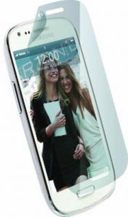 Krusell EDEL Display Schutz Folie Schutzfolie für Samsung Galaxy S3 Mini SIII