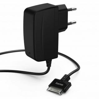 Hama Ladegerät 30 Pin Stecker Ladekabel 1, 2m für Apple iPod iPhone iPad