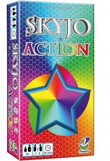 Magilano SKYJO Action Karten-Spiel Kinder-Spiel Spiele-Abend Gesellschaftsspiel