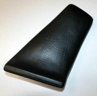 Waeco Telefonkonsole Kunstleder Schwarz Black für Audi A4 Bj.ab 01 Schaltung