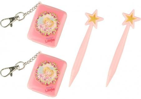 2x PACK Prinzessin Lillifee Feen-Set für Nintendo 3DS DSi XL DS Lite DS Konsole