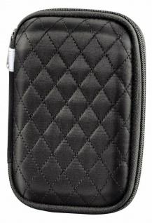 Hama Etui Tasche Schutz-Hülle Bag für 8x Speicherkarten SDHC MMC CF Micro SD XD