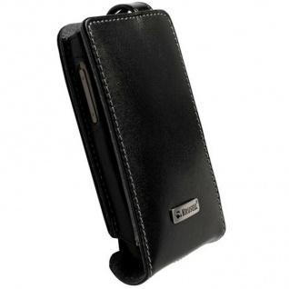 Krusell Flip Case Handy-Tasche für HTC Desire Etui Bag Schutz-Hülle Klapp-Tasche