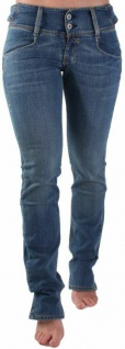 Original Levi's Damen Jeans-Hose Red Tab Girls Slim Fit Moonlight Woman Levis