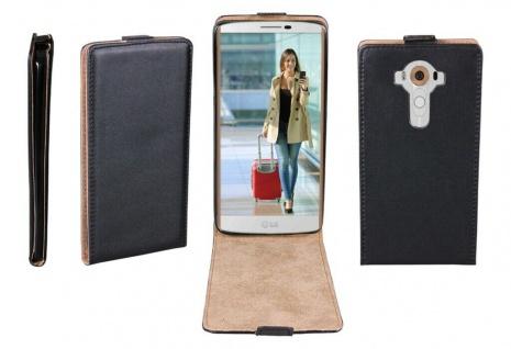 Patona Slim Flip-Cover Klapp-Tasche Schutz-Hülle Case Cover für LG V10