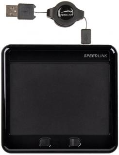 Speedlink USB Multi-Touch Trackpad Touchpad Pad Maus Mouse f. PC Notebook Laptop