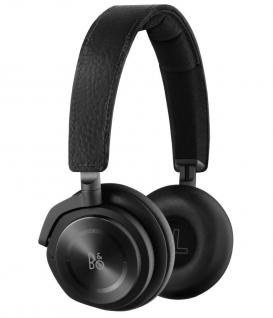 B&O Play by Bang & Olufsen H8 Black Bluetooth On-Ear Headset Wireless Kopfhörer