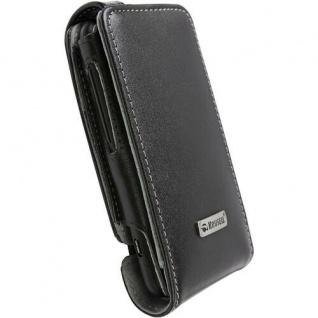 Krusell Flip Handy-Tasche für HTC Incredible S Bag Schutz-Hülle Klapp-Tasche