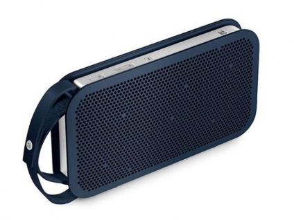B&O Play by BANG & Olufsen Beoplay A2 Ocean Blue Bluetooth Lautsprecher BT Boxen